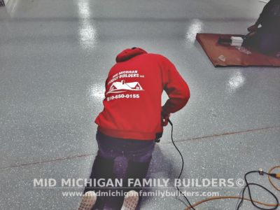 Mid Michigan Famliy Builders Blue Water Pet Care Progress Shots 01 2020 11