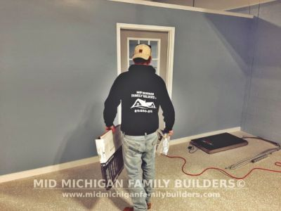 Mid Michigan Famliy Builders Blue Water Pet Care Progress Shots 01 2020 22