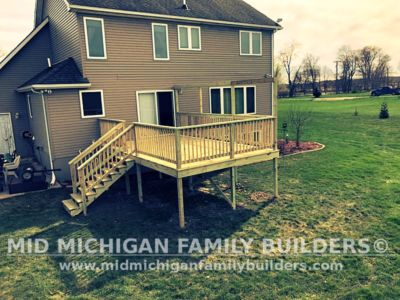 Mid Michigan Family Builders Deck Project 04 2019 01 02