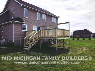 Mid Michigan Family Builders Deck Project 04 2019 01 03