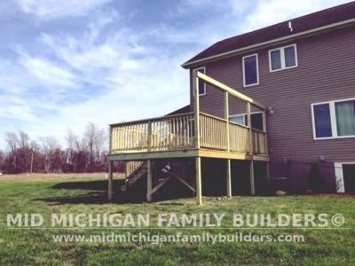 Mid Michigan Family Builders Deck Project 04 2019 01 04