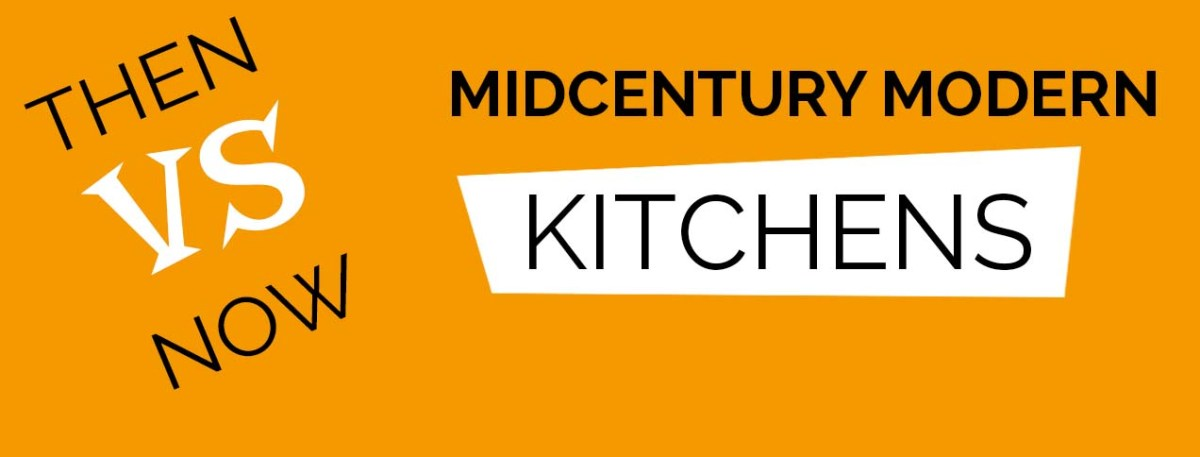 """Internet """"MidMod"""" kitchens are more Modern than Midcentury"""