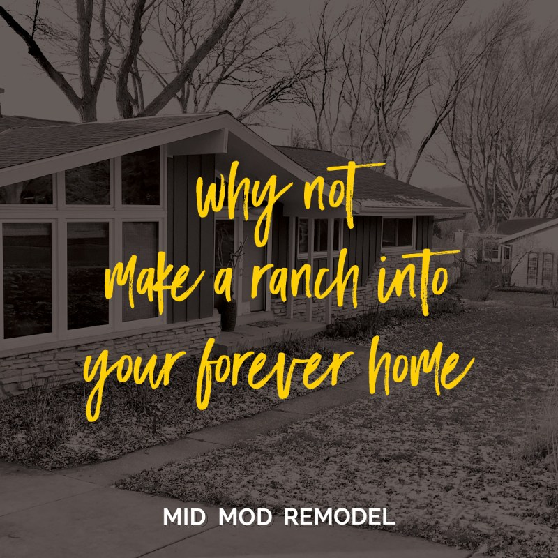 """quote images: """"make a ranch into your forever home"""""""