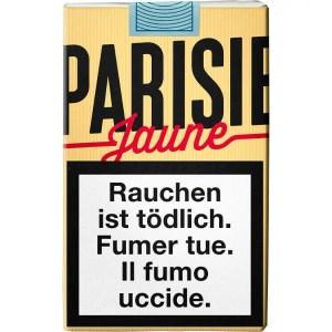 Parisenne Jaune Box (CHF10.- zahlbar bei Auslieferung)