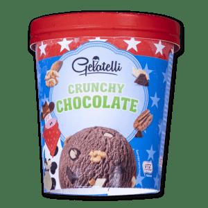 Gelatelli Crunchy Chocolate 500ml