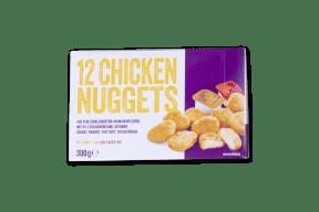 Chicken Nuggets mit Dip Sauce (12 Stk.) 6