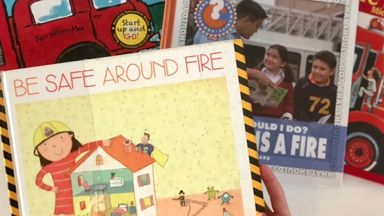 """""""This is Us"""" Inspired Fire Safety for Kids"""
