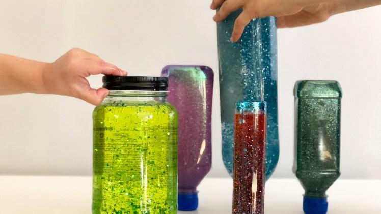 DIY Time Out Jar