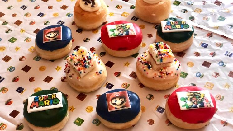 Party Inspiration: Super Mario Birthday Party