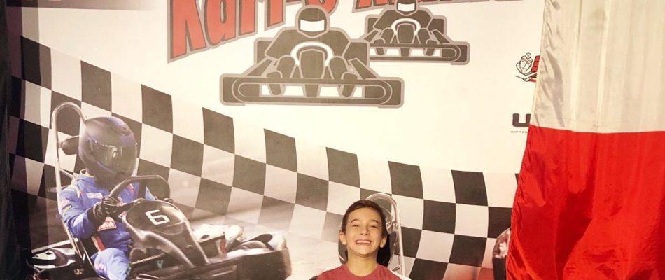 Go Karting Birthday Party at Kart-o-Mania