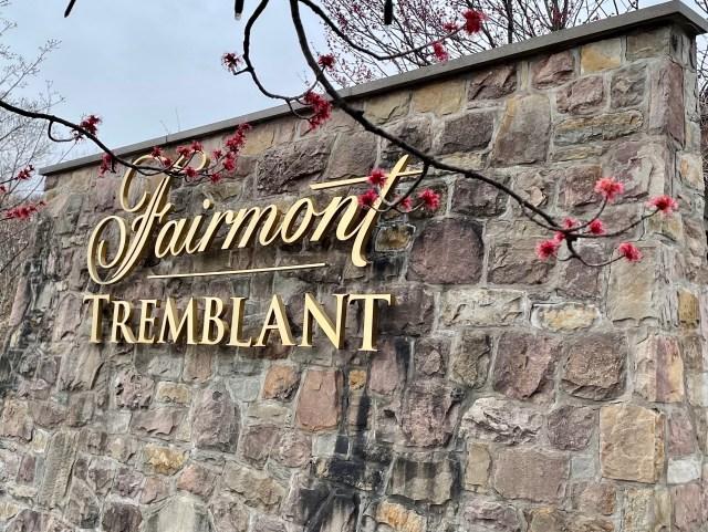 fairmont tremblant hotel