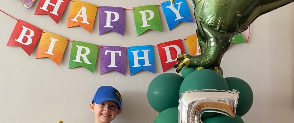 Covid Birthday at Wow Moms World Montreal!