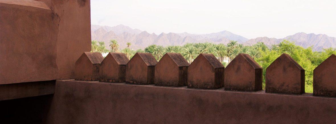 Forts Oman