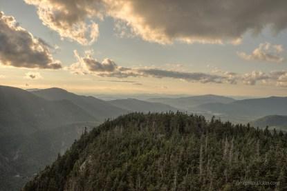Mt Webster, New Hampshire