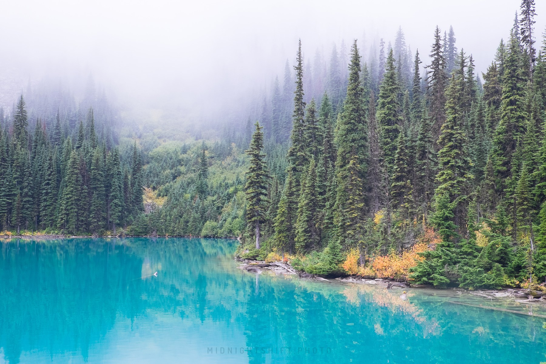 Joffre Lakes Provincial Park - British Columbia, Canada