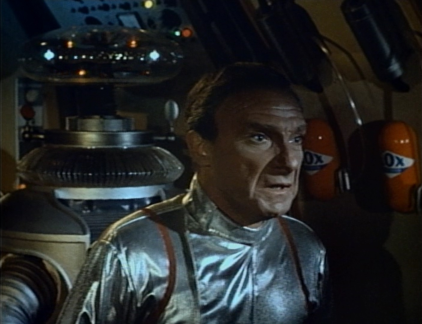 Lost In Space Episode 62 Kidnapped In Space Midnite Reviews