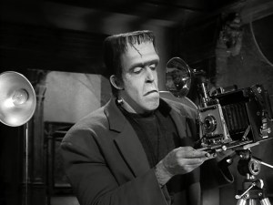 the-munsters-herman-munster-shutterbug