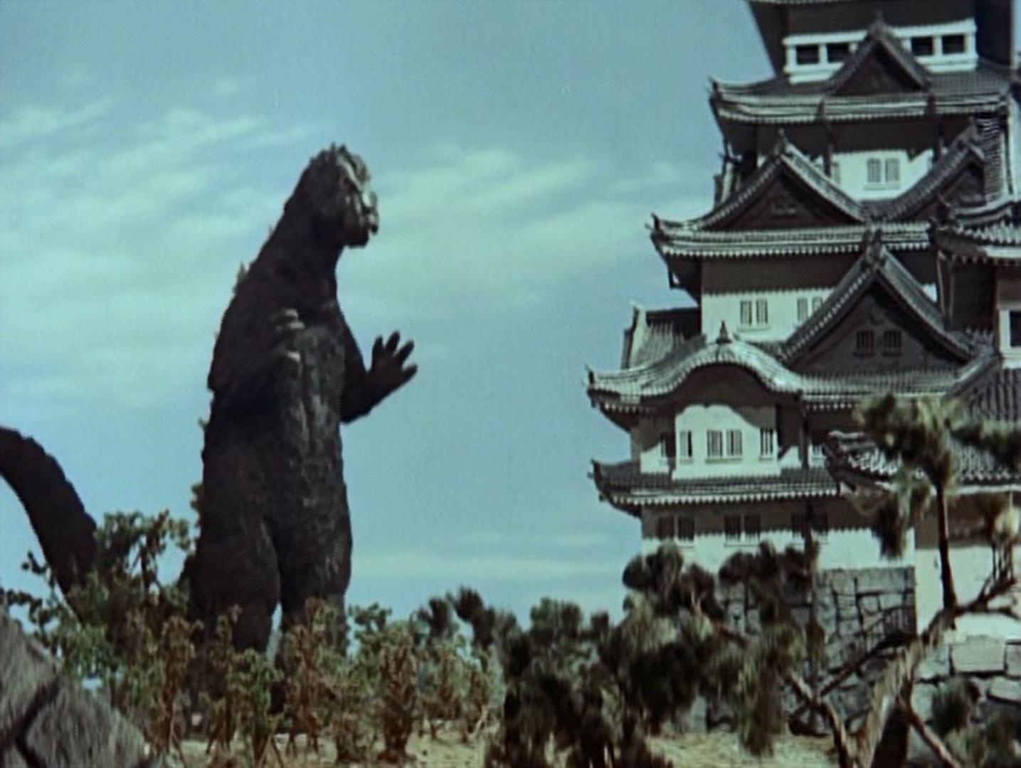 Mothra vs. Godzilla (1964) - Midnite Reviews