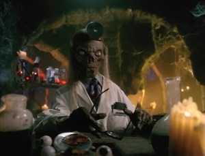 Tales from the Crypt Confession