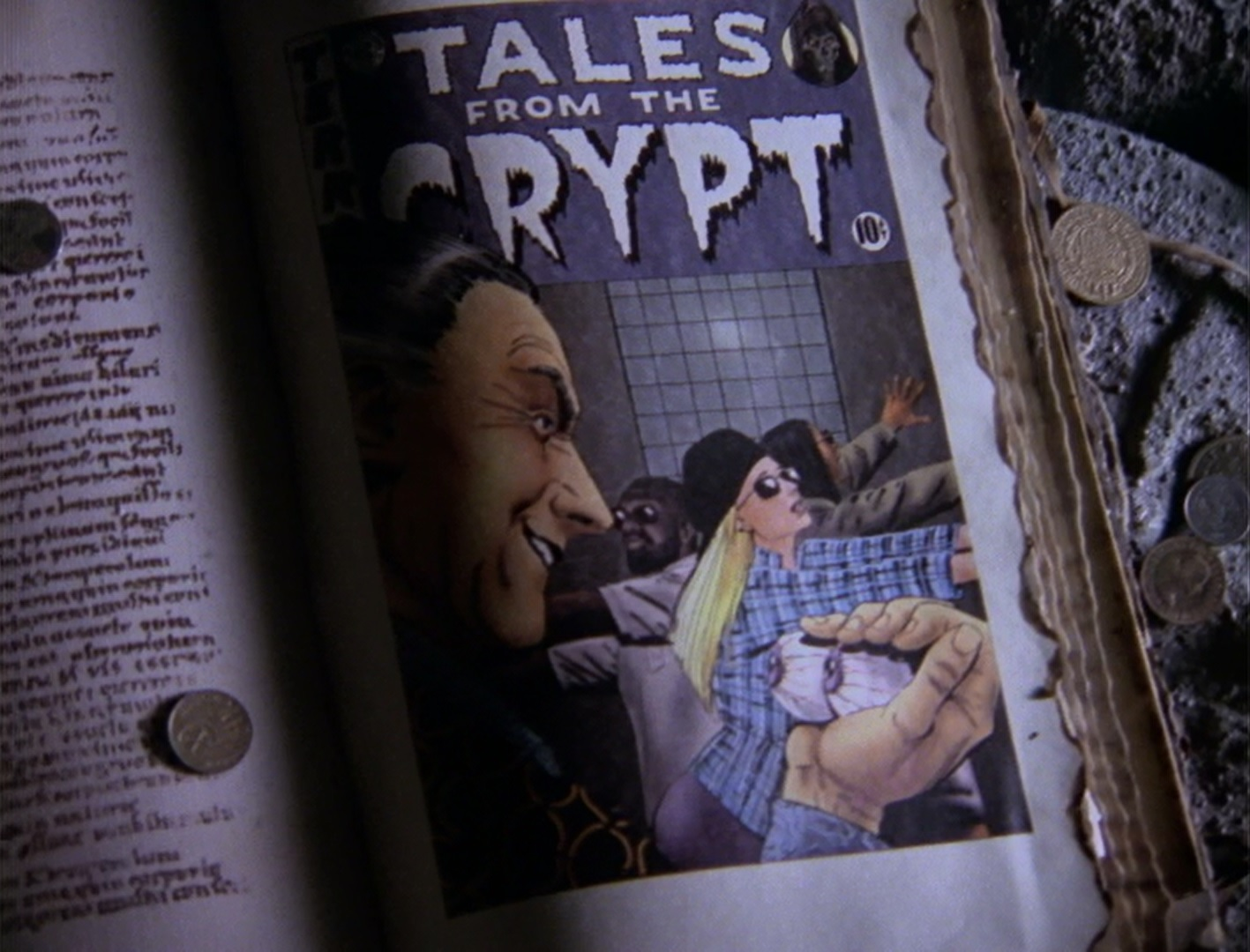 Tales From The Crypt Revenge Is Nuts
