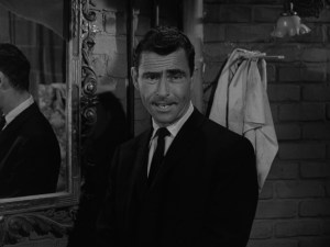 The Twilight Zone Nothing in the Dark