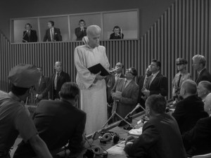 The Twilight Zone To Serve Man