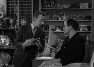 The Twilight Zone I Dream of Genie