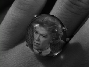 The Twilight Zone Ring-A-Ding Girl