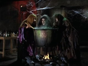 Night Gallery Witches Feast