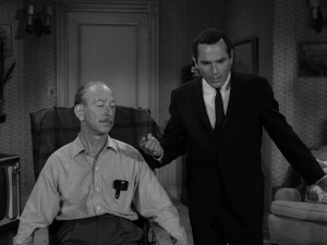 The Twilight Zone The Self-Improvement of Salvadore Ross