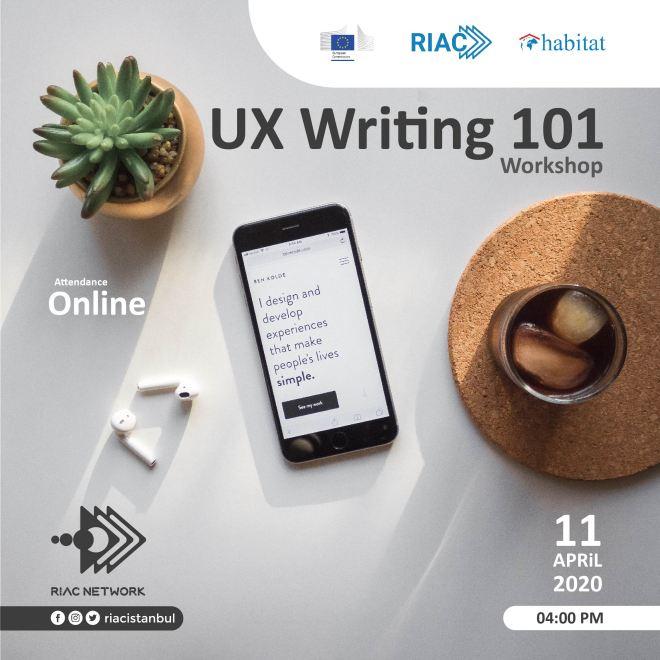UX Writing 101 Workshop