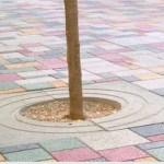 via-lactea_mago-urban - Via lactea_béton - Entourage d'arbre Mobilier urbain