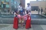 Higurashi Cosplay Group Photo