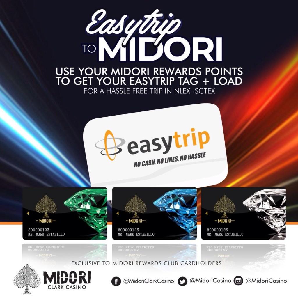 EASYTRIP TO MIDORI