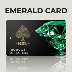 MIDORI REWARDS CARD