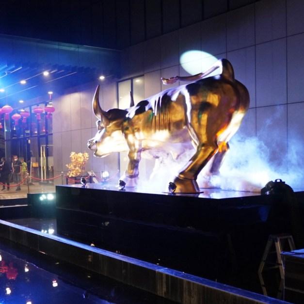Midori Clark Casino Ox Chinese New Year 2021