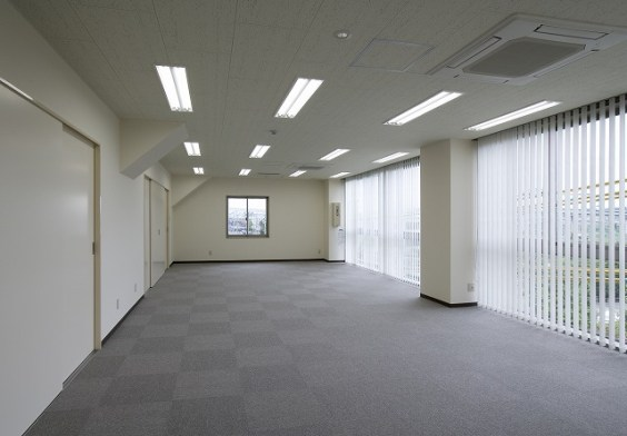 4階 事務室