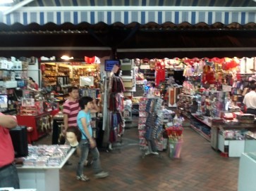 busy shops