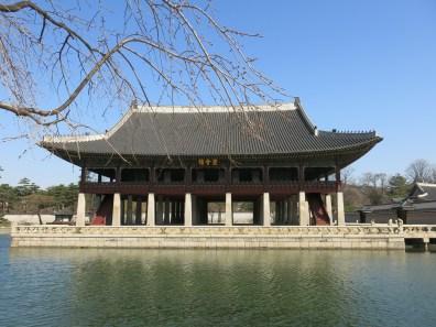 Gyeonghoeru (royal banquet hall)