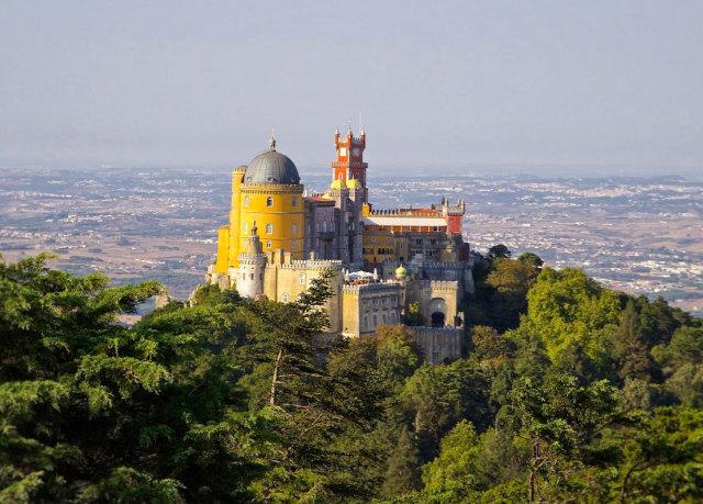 Midden Portugal Sintra