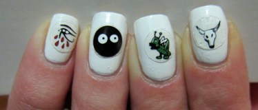 Ten Plagues Fingernails