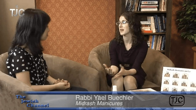 Rabbi Buechler The Jewish Channel