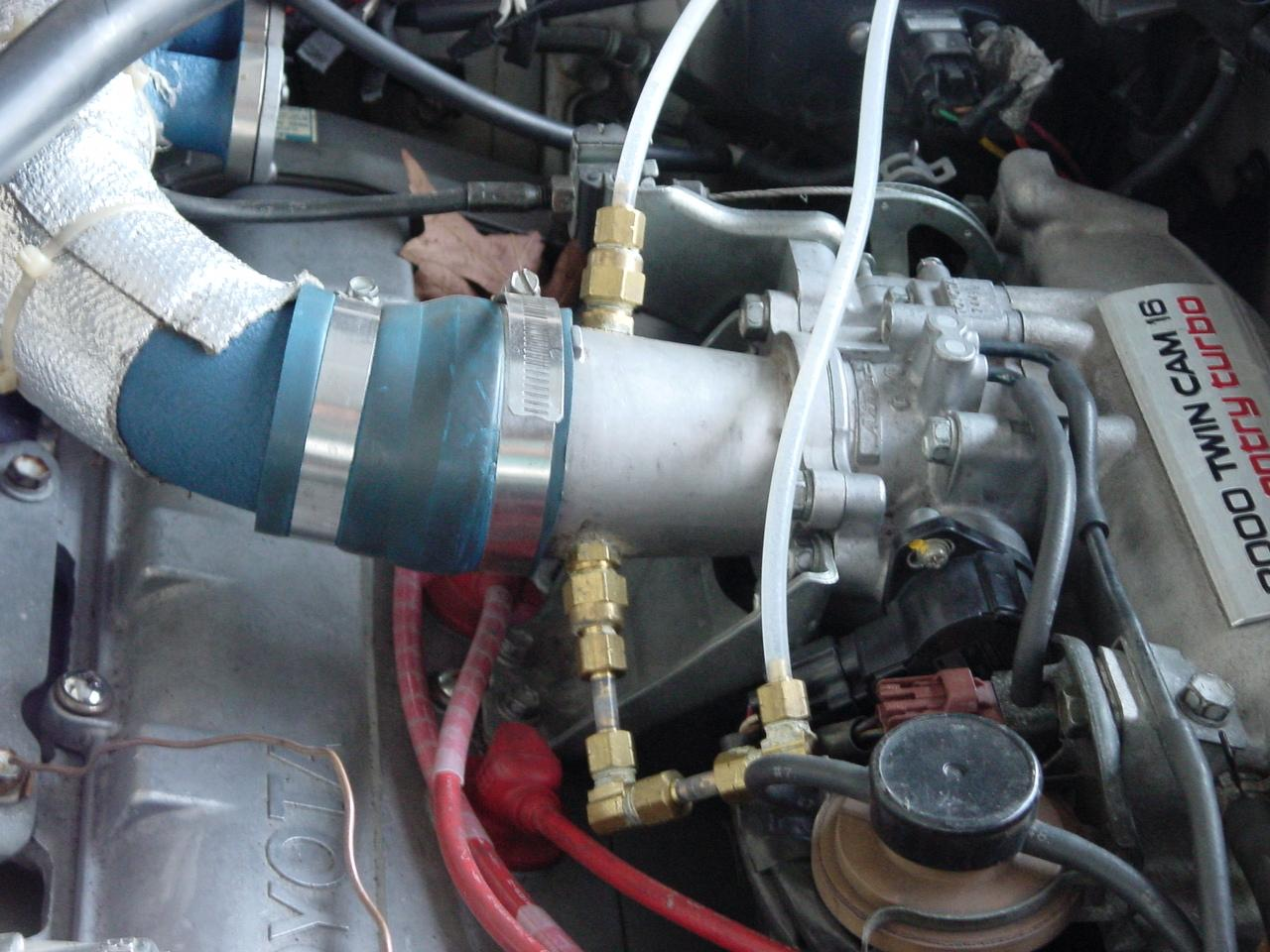 Do It Yourself Water Injection Midship Runabout