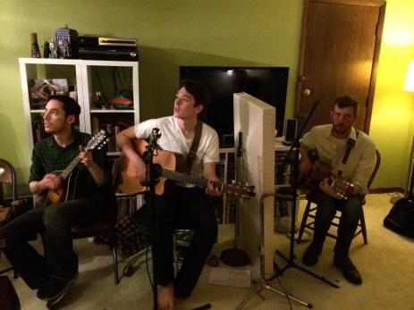 Erick, Ian, and Will