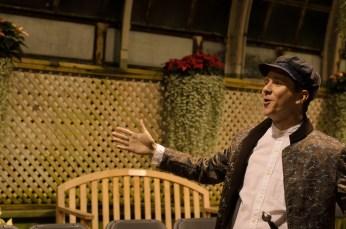 Jake Jones as Sebastien