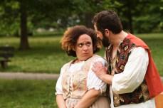 Sonia Goldberg as Colin and Adam Habben as Touchstone