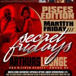 Secret Fridays at Arthurs Lounge (Omaha,NE)
