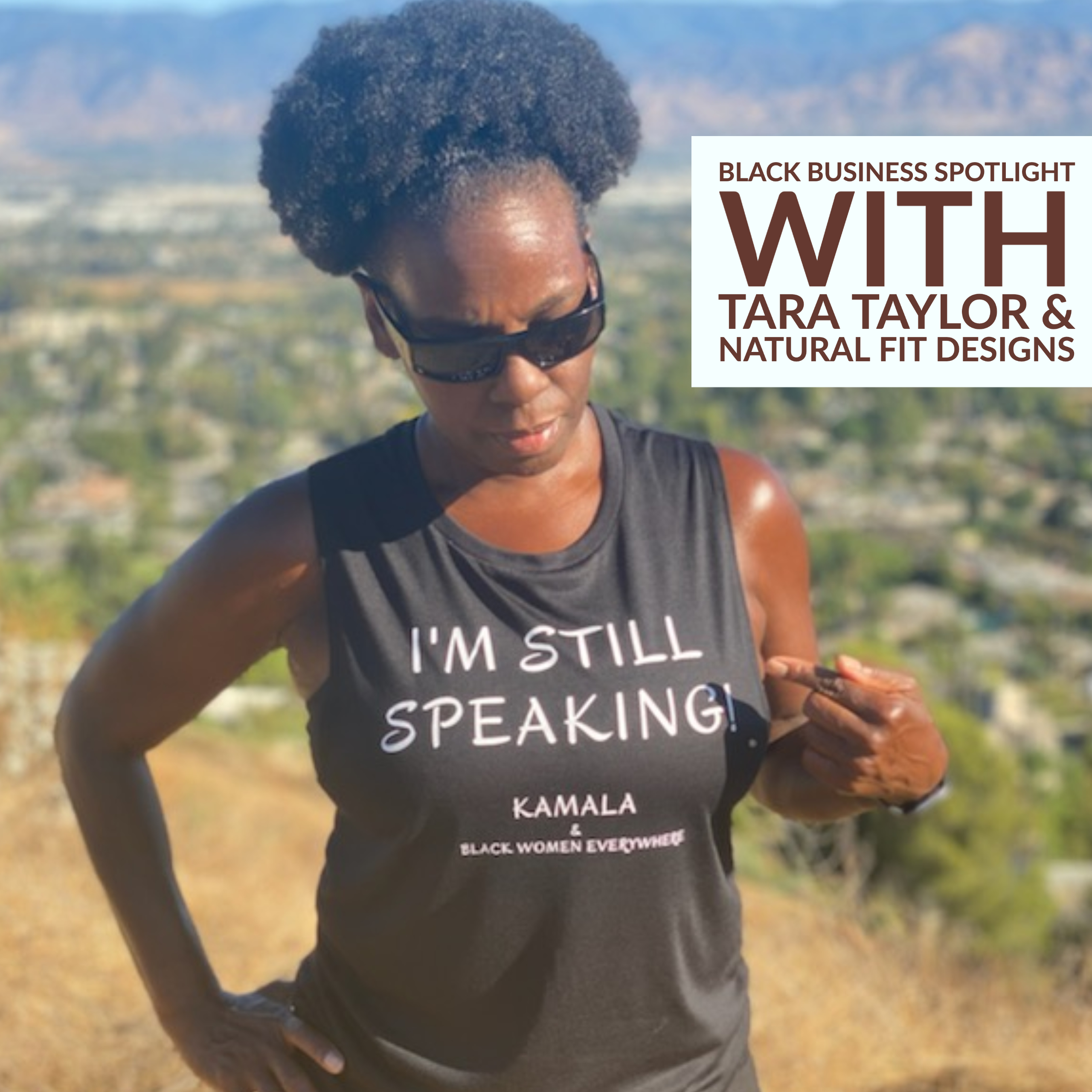 Black Business Spotlight with Natural Fit Designs