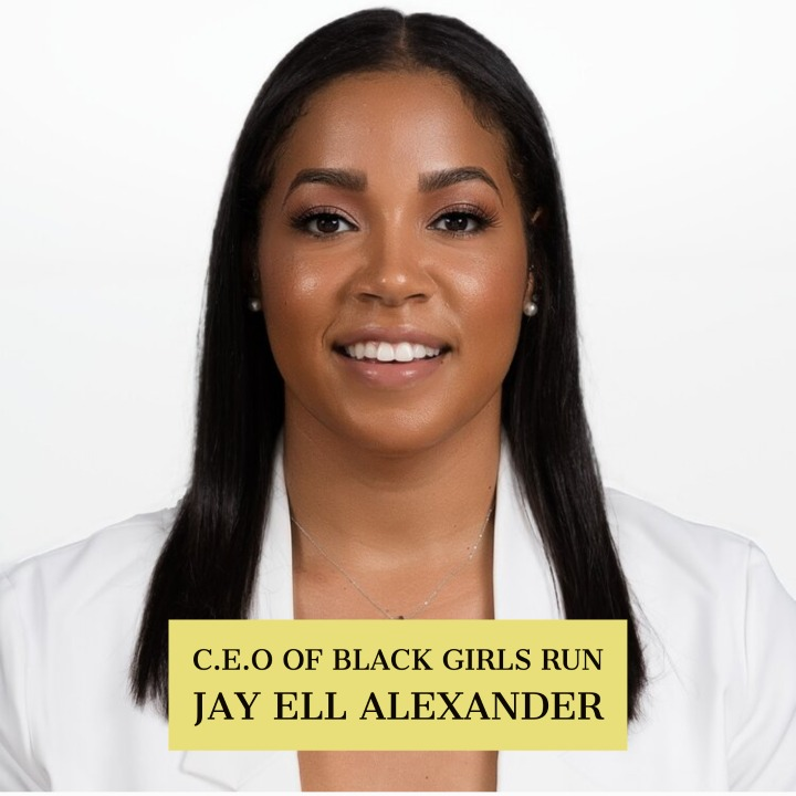 Jay Ell Alexander – CEO of Black Girls Run