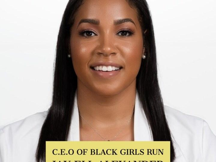 Jay Ell Alexander – CEO of Black Girls Run